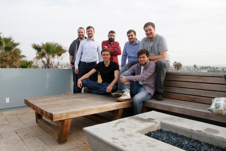 Gruppenfoto aus San Diego