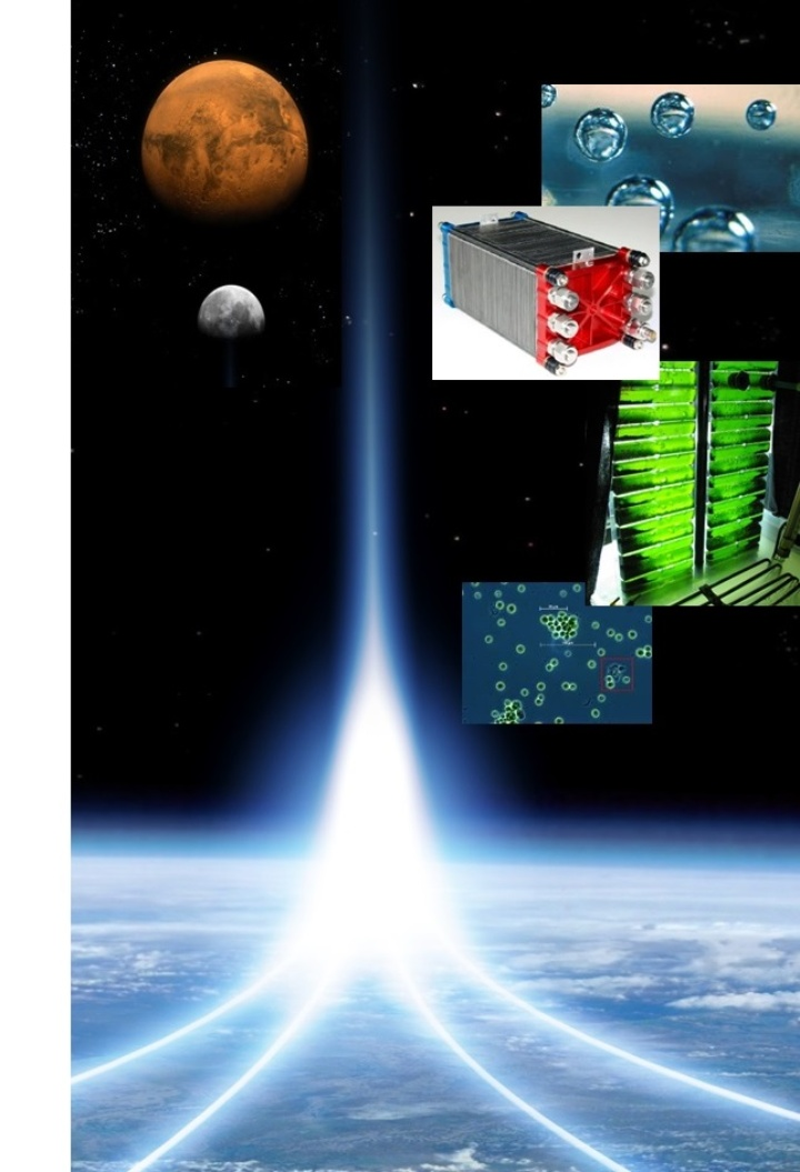 Lebenserhaltungs- und Energiesysteme