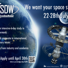SSDW18 Poster