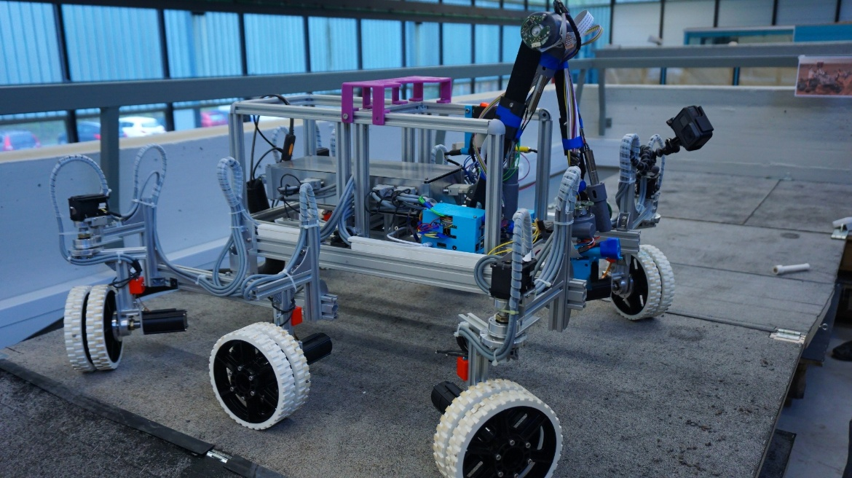 Modular Rover Chassis Platform (c)