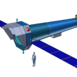 Preliminary model of the ATHENA telescope