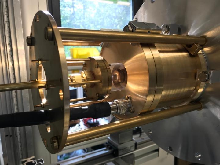 Figure 1 The Inductive Plasma Thruster IPT