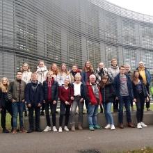 Die Schulklasse aus Bad Bramstedt Die Schulklasse aus Bad Bramstedt