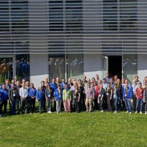 Gruppenfoto Lehrerfortbildung am IRS 2019