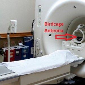 Figure 2 MRI Machine