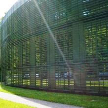 Das Gebäude des Instituts für Raumfahrtsysteme