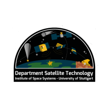 Icon for the IRS satellitetechnology department