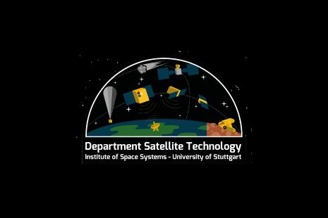 Logo für die Abteilung Satellitentechnik