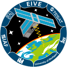 EIVE mission patch