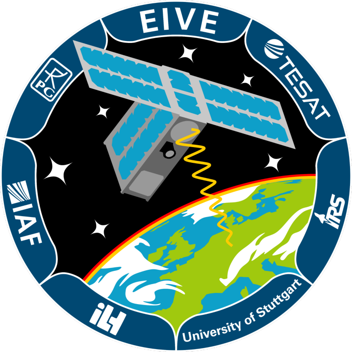 The EIVE mission patch