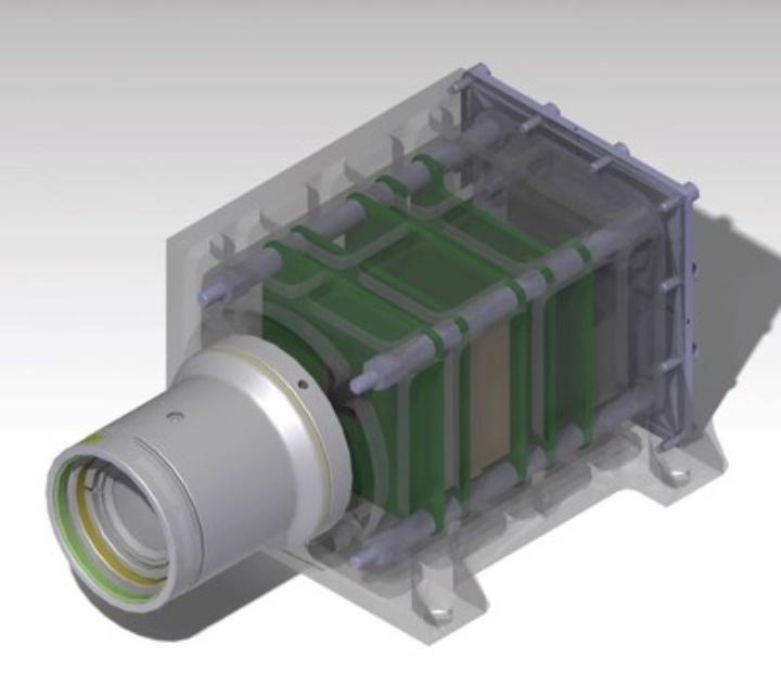 PAMCAM CAD model