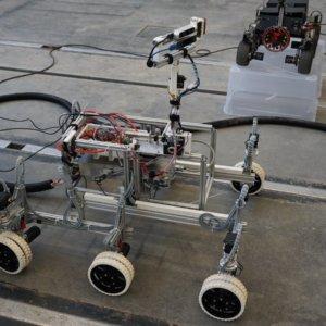 Rover und Kamerasystem PALANTIR, Team B