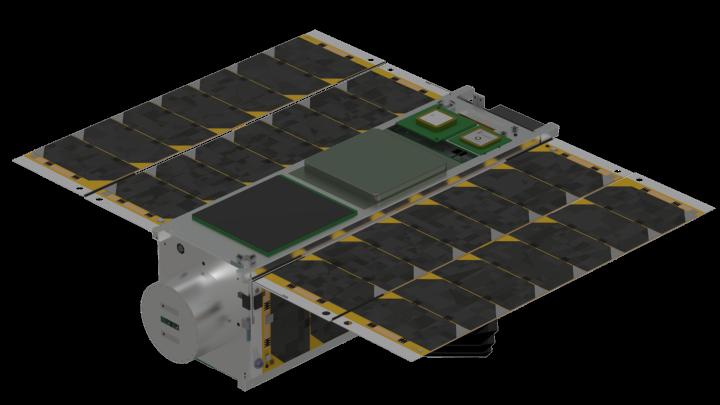 Der SOURCE CubeSat