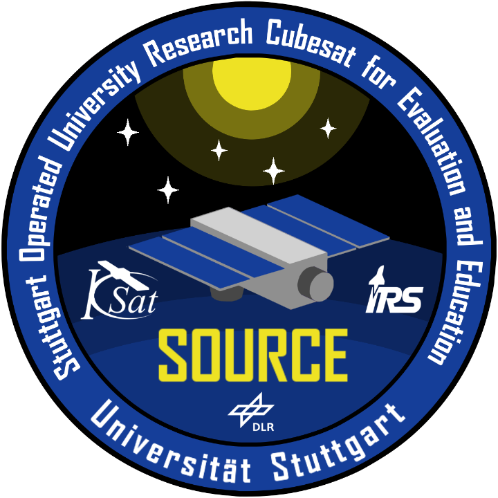 SOURCE Mission Patch (c)