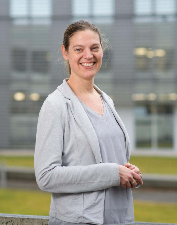 Abteilungsleiterin Prof. Sabine Klinkner