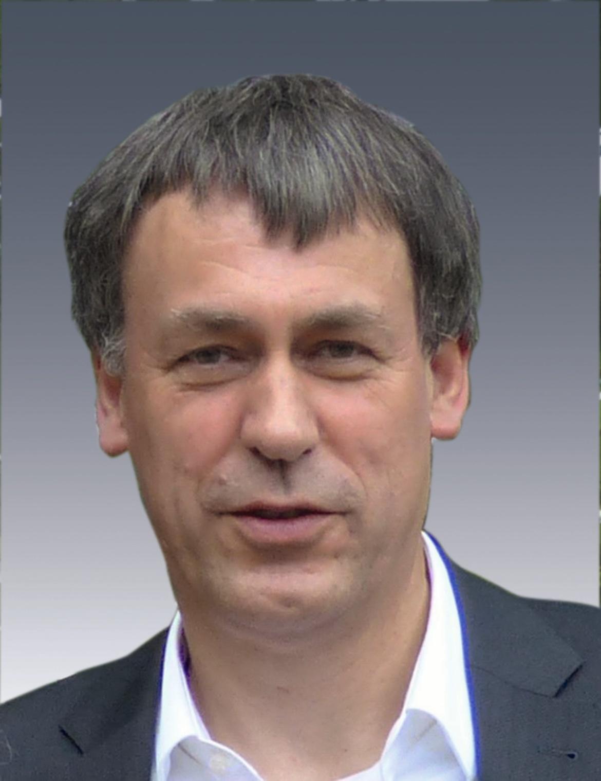 Abteilungsleiter Prof. Alfred Krabbe